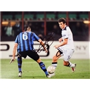 Signed Gareth Bale Tottenham vs. Inter Milan Photo