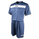 Joma Academy Short Sleeve Soccer Kit (Navy)