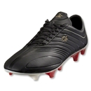 Pele Trinity 3E FG (Black/High Risk Red)