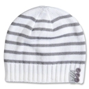 adidas Women's Snow Angel Beanie (White/Gray)