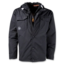 Warrior Captain's Jacket (Black)
