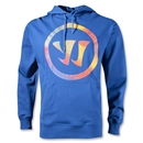 Warrior Fadeout Pullover Hoody (Royal)