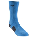 Nike Elite Crew Sock (Blue)