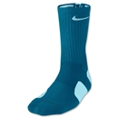 Nike Elite Crew Sock (Teal)