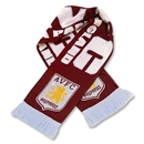 Aston Villa Licensed Scarf