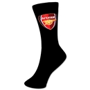 Arsenal Crest Sock (One Pack)