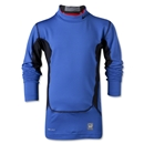 Nike Pro Combat Hyperwarm Compression Mock (Roy/Blk)