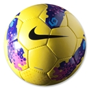 Nike Nike5 Indoor Ball 12 (Yellow/Purple)