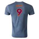 Aston Villa BENT Player Fashion T-Shirt