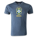 Brazil Men's Fashion T-Shirt (Blue)