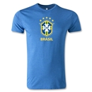 Brazil Men's Fashion T-Shirt (Heather Royal)