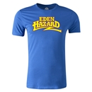 Eden Hazard Men's Fashion T-Shirt (Royal)