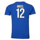 Chelsea Mikel Player T-Shirt (Royal)