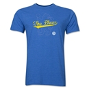 Chelsea The Blues Men's Fashion T-Shirt (Heather Royal)