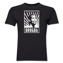 Chelsea Drogba Player T-Shirt (Black)