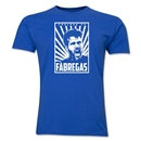 Chelsea Fabregas Player T-Shirt (Royal)