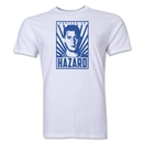 Chelsea Hazard Player T-Shirt (White)
