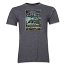 Chelsea Welcome to Stamford Bridge Men's Fashion T-Shirt (Dark Grey)