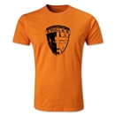 Charlotte Eagles Soccer Fashion T-Shirt (Orange)