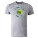 FC Nantes Graphic Men's Fashion T-Shirt (Gray)