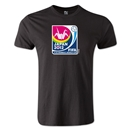 FIFA U-20 Women's World Cup Men's Fashion T-Shirt (Black)