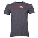Grassroot Soccer Men's Fashion T-Shirt (Dark Gray)