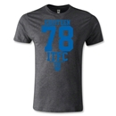 Ipswich 1878 Men's Fashion T-Shirt (Dark Gray)