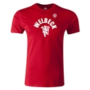 Manchester United Welbeck Men's Fashion T-Shirt (Red)