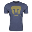 Pumas UNAM Men's Fashion T-Shirt (Blue)