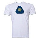 Pumas UNAM Men's Fashion T-Shirt (White)