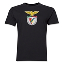 Benfica Fashion Soccer T-Shirt (Black)