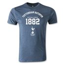 Tottenham Established Men's Fashion T-Shirt (Blue)