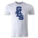 Tottenham William Gallas Men's Fashion T-Shirt (White)