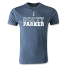 Tottenham Scott Parker Distressed T-Shirt (Blue)
