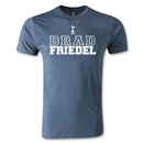 Tottenham Brad Friedel Distressed T-Shirt (Blue)