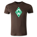 Werder Bremen Men's Fashion T-Shirt (Brown)