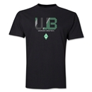 Werder Bremen Pixel Graphic Men's Fashion T-Shirt (Black)