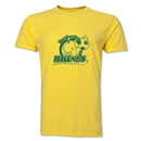 Rochester Rhinos Soccer Fashion T-Shirt (Yellow)