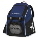 Diadora Junior Squadra Backpack (Navy)