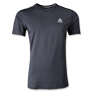 adidas TechFit Fitted Top (Black)