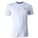 adidas TechFit Fitted Top (White)