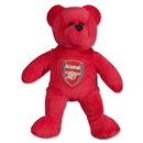 Arsenal Plush Solid Bear