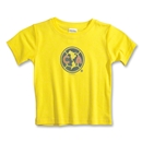 Club America Toddler Logo T-Shirt (Yellow)