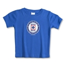 Cruz Azul Toddler Logo T-Shirt (Blue)