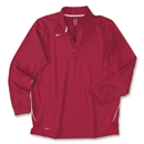 Nike Long Sleeve Training Top (Red)