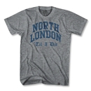 Objectivo Tottenham HotSpur North London Till I Die T-Shirt
