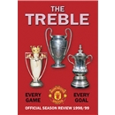 Manchester United The Treble 98/99 DVD