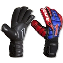 Rinat Gladiator II Goalkeeper Glove (Blue/Red)