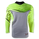 Rinat Triton Long Sleeve Goalkeeper Jersey (Yellow)