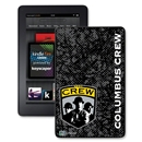 Columbus Crew Kindle Fire Case